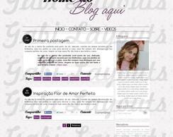 Layout para Blogger 004
