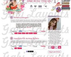 Layout para Blogger 005