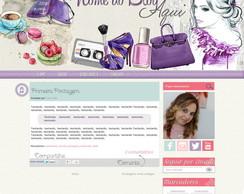 Layout para Blogger 006