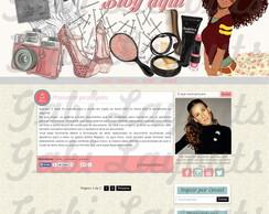 Layout para Blogger 008