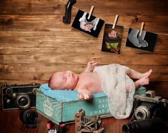 Caixote Newborn Keep Calm