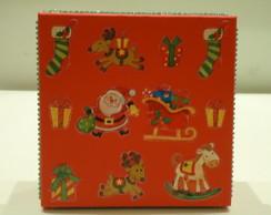 Caixa de Natal Vermelha