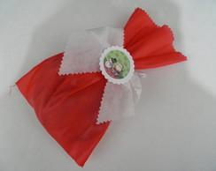 saco tnt vermelho 25x15 natal