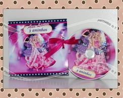 DVD Barbie a princesa e a Pop Star