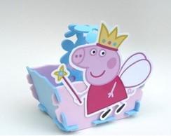 Cestinha Peppa Princesa