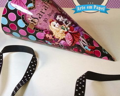Cone Ever After High Personalizado