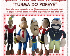 Apostila Virtual TURMA DO POPEYE eva 3D