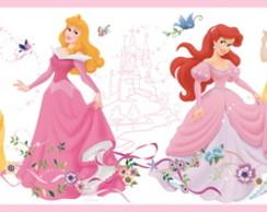 faixa decorativa princesas
