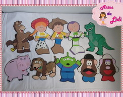 APLIQUES PERSONAGENS TOY STORY