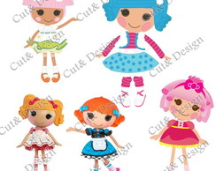 APLIQUE LALALOOPSY (50 PE�AS)