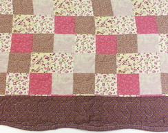 Tapete patchwork Roxo