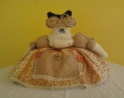 Apostila cobre bolo de vaquinha