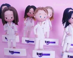 Bonecos dentistas