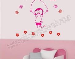Adesivo Infantil quarto Meninas -26