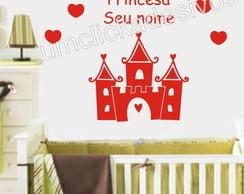 Adesivo Infantil Meninas Princesas -04