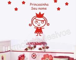 Adesivo Infantil Meninas Princesas -13