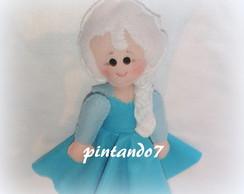 Elsa - Frozen - Centro de Mesa