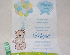 Convite Infantil Bal�es