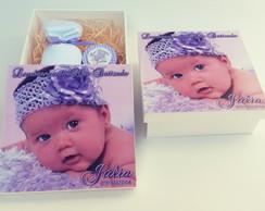 Kit Caixa personalizada para Batizado