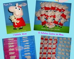 Kit 01 Festa Peppa pig