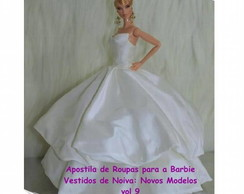 Apostila de Noivas novos Modelos Barbie