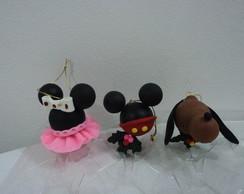 Enfeite Natalino Disney