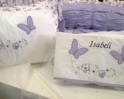 kit de ber�o borboleta