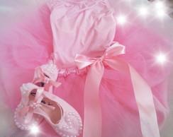 Fantasia Bailarina super fofura!!!