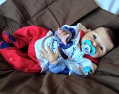 Beb� reborn Miguel 2014. ADOTADO!!!
