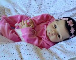 Beb� reborn Lisa 2014. ADOTADA!!