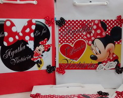 SACOLA PAPEL CRAFT PERSONALIZADA
