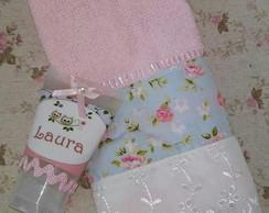 Kit - sabonete+toalhinha