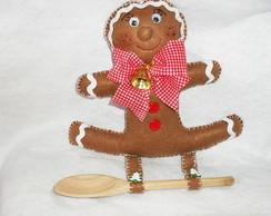 Porta Pano de Prato Ginger