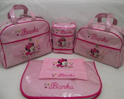 KIT BOLSA BEBE 5 PE�AS