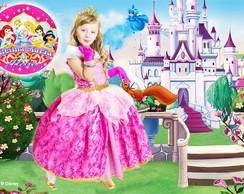 Fantasia Bela Adormecida-Princesa Aurora