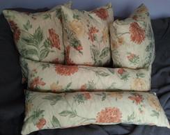 almofadas artesanais