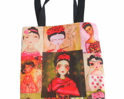 Ecobag - Frida Paintings Ros�