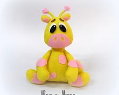 Baby Girafa em Feltro