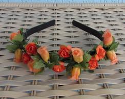 Coroa de Flores Hava�