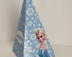 Caixa Pir�mide Natal Disney