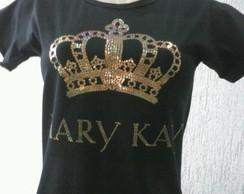 T shirts Personalizadas em lantejoulas