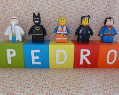 Cubos Lego Movie - Pedro