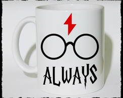 Caneca Harry Potter Always