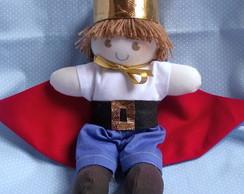 boneco principe 20 cm