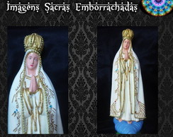 Imagem Sacra Emborrachada N.S.F�tima