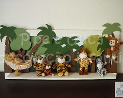 (DO 0018) Painel zoo