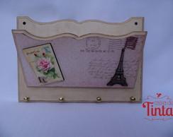 Porta Correspond�ncia e Chaves Paris