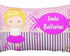 Mini Almofadinhas Princesa Bailarina