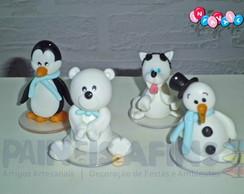 Polar - Lembrancinhas de personagens