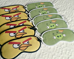 M�scara Angry Birds